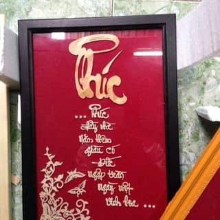 Tranh thư pháp, của tamtrethucong tại Hồ Chí Minh - 2496953