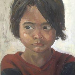 Tranh treo tường -wild girl của bachvan1993 tại Lô K6A Lê Hoàn,  P. Hoà Phú, Thị Xã Thủ Dầu Một, Bình Dương - 1041635