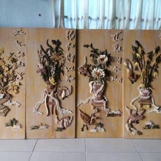 Tranh tứ quý của hoangoanh159 tại An Giang - 2203933