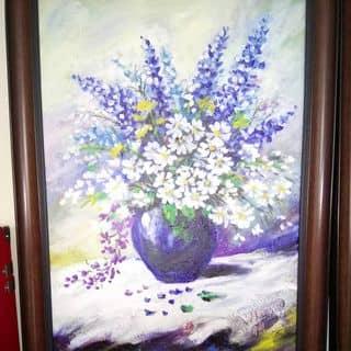 Tranh vẽ hoa : Cúc hoạ mi của boongbinh39 tại Thái Bình - 3016068