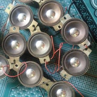 treble mắt trâu.5cm 8om max 25w.bao hay hơn treble sony nhiều của trantuananh25 tại 55 Thành Chung, Thành Phố Nam Định, Nam Định - 1446913