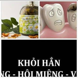 Tri sai răng, hôi miệng, viêm chân răng của lieunguyen23 tại 178 Nguyễn Gia Thiều, Thành Phố Bắc Ninh, Bắc Ninh - 1775725