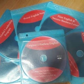 Trọn Bộ DVD Effortless English - Học Tiếng Anh Hiệu Quả Nhất của trang_so_cute tại Bình Dương - 1744199