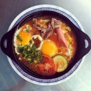 Trứng ốp la của khanhvantrannguyen tại 71/11 Nguyễn Huệ, Thành Phố Huế, Thừa Thiên Huế - 207398