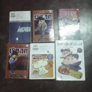 Truyện 6 cuốn của modinhoc tại Gia Lai - 2457264