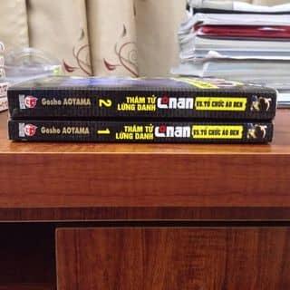 Truyện conan đặc biệt chọn bộ 2 tập của buihuy111 tại Quảng Ninh - 3170416