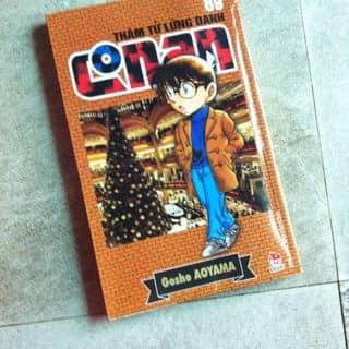 Truyện Conan tập 89 / mới mua / của nguyendulich48 tại Thừa Thiên Huế - 2251716