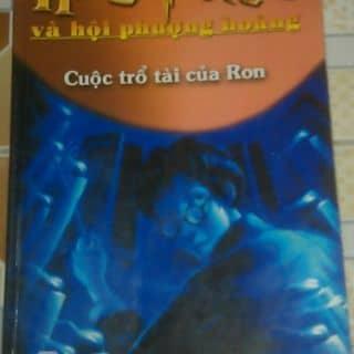 Truyện cuộc trổ tài của Ron của truyenh532 tại 217 Nam Kỳ Khởi Nghĩa, Phường 1, Thành Phố Mỹ Tho, Tiền Giang - 1467621