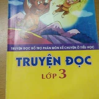 Truyện đọc lớp 3 của truonghoa5867 tại Khánh Hòa - 1719863