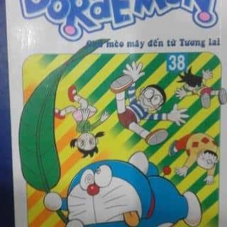 Truyện Doraemon tập 38 của caonhi11 tại Yên Bái - 2236431