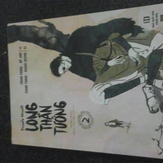 Truyện Long Thần Tướng tập 2 của nguyenquyen233 tại Kon Tum - 1501974