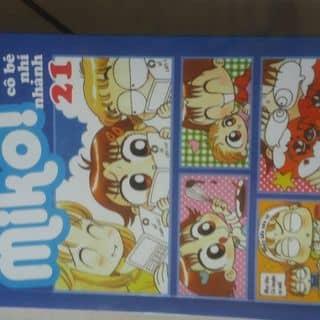 Truyện Miko tập 22 của phanlinh84 tại Shop online, Huyện Nghi Xuân, Hà Tĩnh - 1075477