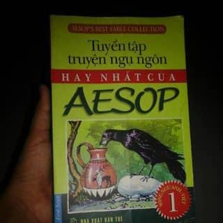 Truyện ngụ ngôn AESOP của truongnhi153 tại Bình Dương - 3853425