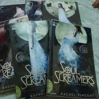 """Truyện """"Nữ thần báo tử - Soul Screamer"""" tập  1 đến 6( có bán lẻ) của phamlamyennhi tại Bình Thuận - 1896215"""