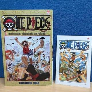 """Truyện """"One Piece"""" tập 1 đến tập 27 của thmtrafku tại Hồ Chí Minh - 2956740"""