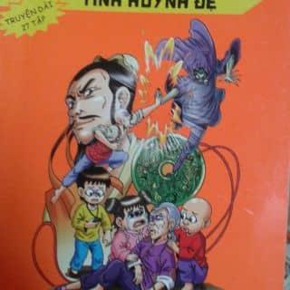 Truyện - Ông long viện tập 10 của kagalen tại 505 - D1 - Rừng Cọ - khu đô thị Ecopark, Huyện Văn Giang, Hưng Yên - 567106