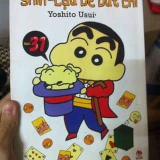 Truyện shin tập 31 của nhinho886 tại Hà Tĩnh - 1723783