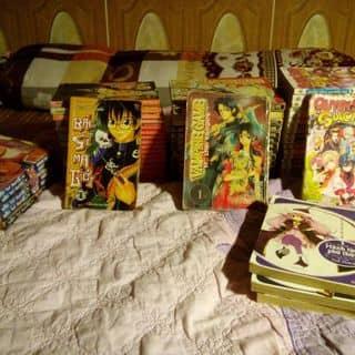 """Truyện tranh """"bác sĩ ma giới"""" """"quyển sách giấc mơ"""" và """"vampire game"""" của matyeuluc tại Điện Biên - 1477911"""