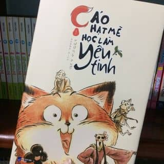 Truyện tranh Cáo hạt mè học làm yêu tinh của barbieqnie tại Hồ Chí Minh - 2711004