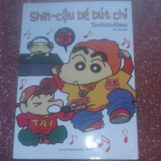 Truyện tranh Shin cậu bé bút chì của minhchau289 tại Kiên Giang - 3200182