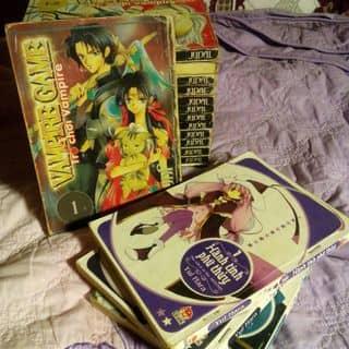 Truyện tranh Vampire game của matyeuluc tại Điện Biên - 1477993