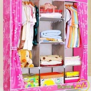 Tủ 3 buồng 8 ngăn màu hồng của nguyennhan418 tại Nam Định - 2038614