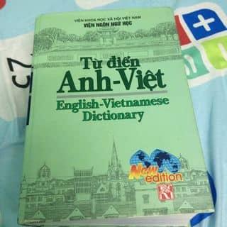 Từ điển Anh-Việt của Viện Ngôn Ngữ Học của nguyentran411 tại Hồ Chí Minh - 3203088