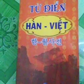 Từ điển hàn việt của lanhlungsunny tại Lâm Đồng - 3816656