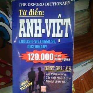 Từ điển Oxford của nguyenthilinh43 tại Bình Dương - 3624604
