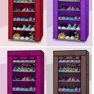 Tủ giày dép vải 6 tầng Giá: 160k của quachthao8 tại Thái Bình - 2595559