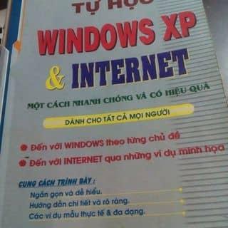 Tự học windows XP & internet của baotran276 tại 96 Quốc Lộ 1A, Thành Phố Sóc Trăng, Sóc Trăng - 1287943