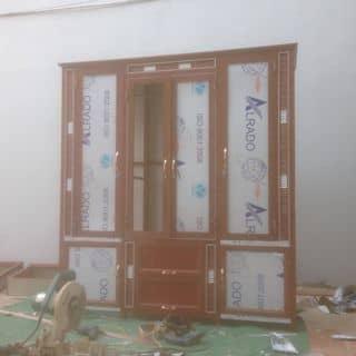 Tủ quần áo 3 buồng 4 cánh diện tích rộng 184x 206 của bacninhnhomkinh tại Hải Phòng - 2497104