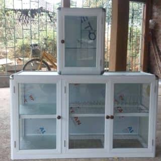 Tủ thuốc +tủ đựng thức ăn giá rẻ. của duyduc90 tại Bắc Kạn - 2647771