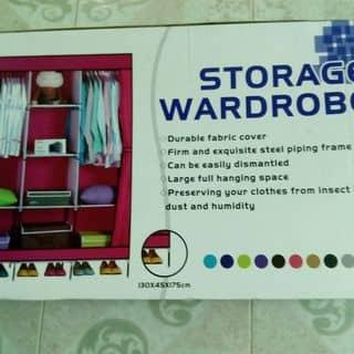 tủ vải 2 buồng 8 ngăn của uyennguyen165 tại Bắc Kạn - 2357520
