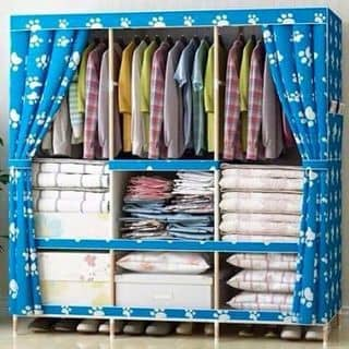 Tủ vải 3 buồng 8 ngăn của thanhthang1295 tại Hà Nam - 1572429