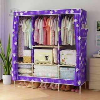 Tủ vải khung gỗ của doanle23 tại Cao Bằng - 1760892