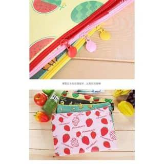 Túi đựng A4 họa tiết hoa quả dễ thương của phamluna tại 69, 30 Tháng 4, Thành Phố Mỹ Tho, Tiền Giang - 1616844