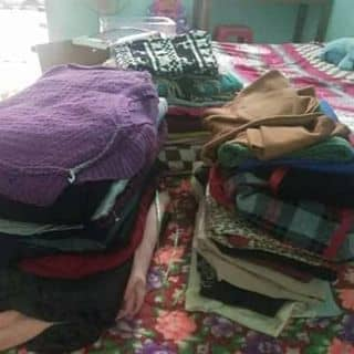 Túi đựng chăn mền . Quần áo.  Một số vật dụng khác.  của linhnga32 tại Shop online, Huyện Quảng Ninh, Quảng Bình - 2891997