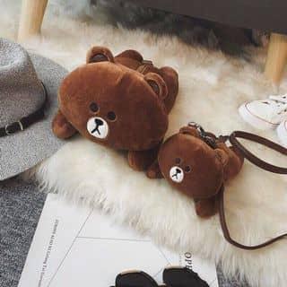 Túi gấu xinh cho các cô gái của anhngo41 tại Hà Giang - 1622357