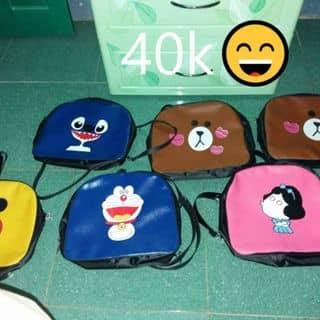 Túi mang đi học hoặc đi chơi của baoyenvps tại 75 Trương Định, Thành Phố Quảng Ngãi, Quảng Ngãi - 2167778