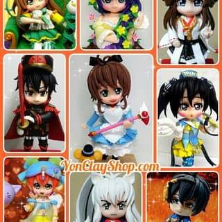 Tượng Chibi Đất sét các nhân vật anime-manga của yonclayshop.com tại Hồ Chí Minh - 2099274