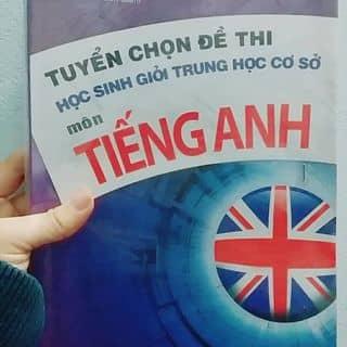 Tuyển chọn đề thi HSG Trung học cơ sở môn Tiếng Anh của tieuubangg tại Biển Cửa Lò, Thị Xã Cửa Lò, Nghệ An - 2184933