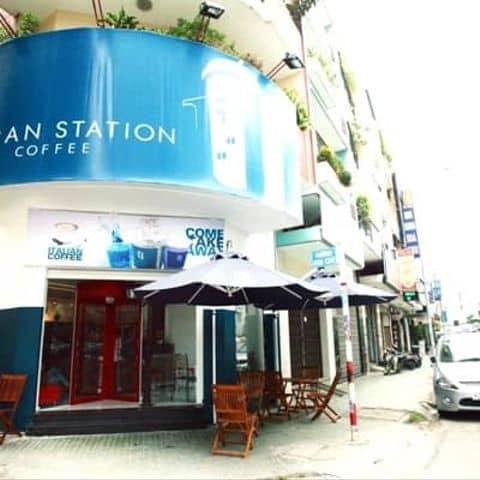 Các hình ảnh được chụp tại Urban Station Coffee Takeaway - Hoa Sứ