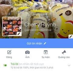 Cherry Huynh trên LOZI.vn