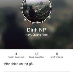 Dinh NP trên LOZI.vn