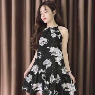 Váy 2 dây hoa suông của kalikutebabygirl tại Thừa Thiên Huế - 2941184