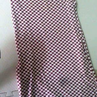 Váy body kẻ karo hồng trắng của kem.159 tại Quảng Ninh - 2482338