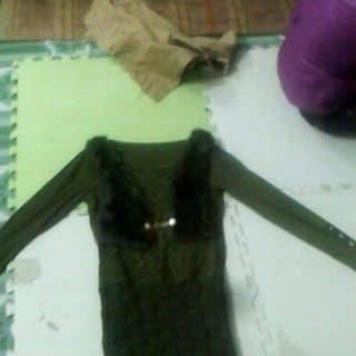 Váy body len kết hợp rilê lông của kem.159 tại Quảng Ninh - 2483673