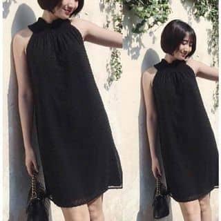 váy cổ yếm hot hitt của thaoophuon tại Hòa Bình - 848223