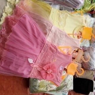 Váy cotton phối ren  của tradahanhphuc tại Bắc Kạn - 3002022